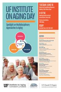 UF Institute on Aging Day 2019